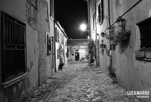 Santarcangelo By Night