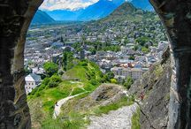 Sion, Schweiz and close to there