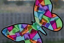 fjärilar åk 2