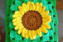 Crochet Granny Squares / board rules - pin as much as you like as long as it is a crochet granny square - pins that are not related will be deleted - if you pin unrelated pins more than 3 times you will be removed from the board - happy pinning