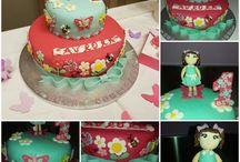 cake butterfly