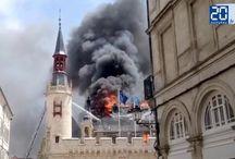 Incendies / Des exemples d'incendies ou les nouvelles technologies auraient pu changées la suite des événements.