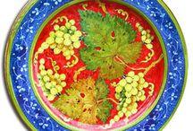 Italian ceramics we import for the home