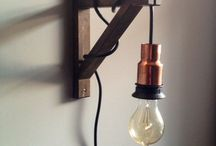 Industrial / For the love of the industrial look. Home decor