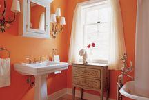 I love orange / by hazel