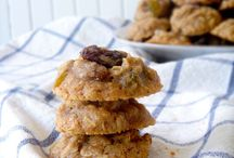 "C is for Cookie / Cookies for Christmas and other holidays and occasions-sometimes healthy and sometimes not. Includes some ""real food"" recipes as well as paleo/grain free/gluten free cookie recipes."