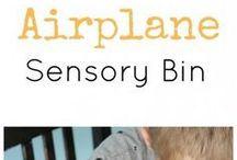 Inspiration - Sensory Bins