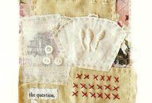 stitched / by Kimberly Davion