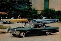 Car ads 1900-1970 / Car ads 1900-1970