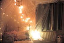 Room decoration ideas / bohemian, tribal, rustic, eclectic