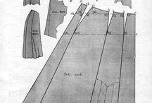 Pattern drawnings