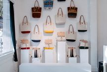 Handbag and Accessory Display Ideas