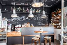 Simply Hangouts / The best cafes and restaurants throughout Europe to hangout and chill.