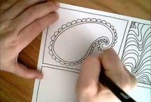 Kreslený quilting