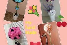 My hand made