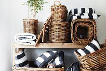 Baskets....