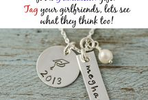Graduate Gift Ideas / by Something About Silver