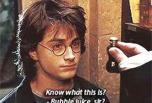 Star wars en Harry Potter