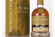 Kilchoman single malt scotch whisky / Kilchoman single malt scotch whisky