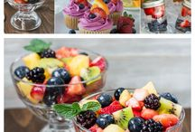 Fruity delights