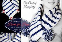 HooksForHope / by Lisa Jelle -Kaleidoscope Art&Gifts