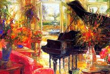 Music Room / by Judy Wright