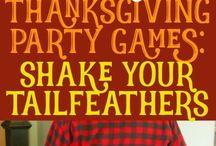 Thanks giving games