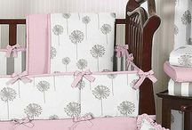Pink and Grey Bedding! / No matter what your theme is, if your nursery is Pink and Grey, we've got inspiration here for you!  Looking for something different? Email us at info@StudioCollection.co.za, and we can help you!