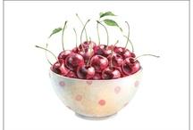 Organic label fruit bowl ideas
