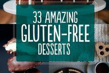 Food - Gluten Free Desserts