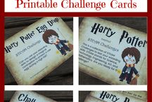 Harry Potter ideas for kids