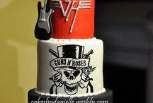 Bands Cake