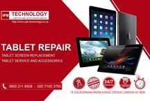Tablet repair / Tablet repair services by IPB-Technology