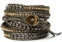 Wrap bracelets.    Wrap bracelet s