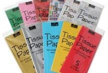 Tissue Paper / http://www.brightideasmarketing.co.uk/719-tissue-paper