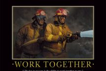 Fire posters