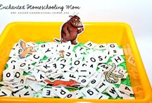Learning - Spelling and Word Recognition