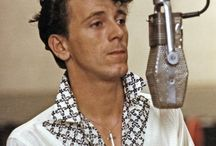 Gene Vincent / Gene Vincent was an American rockabilly musician who was best known for his hit Be-Bop - A- Lula .