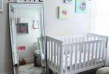 Baby Room Ideas / by Teresa Ripper Curtis