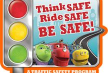 Road safety for little or es