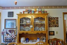 Display Quilts / by Diane Hall