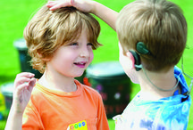 Cochlear Implant Program at UHS / A cochlear implant is a surgically implanted electronic hearing device that provides individuals with the sensation of hearing by passing the damaged part of the ear and stimulating the hearing nerve directly.  To know more about the Cochlear Implant Program at UHS, please call +971 6 505 8555.