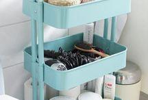bathroom ideas and organization