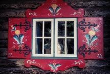 skandináv ház