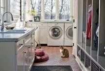 Laundry /mudroom