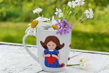 mug Cup decor