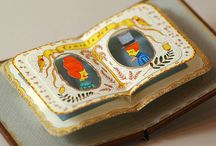 Miniature Books+