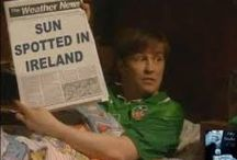 Throw Back Thursday Funnies Ireland / Throw back from yesteryear