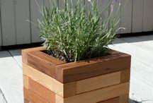 Planter box garden ideas