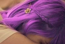 Hair, Nails & Ink / by Stephanie Falcon